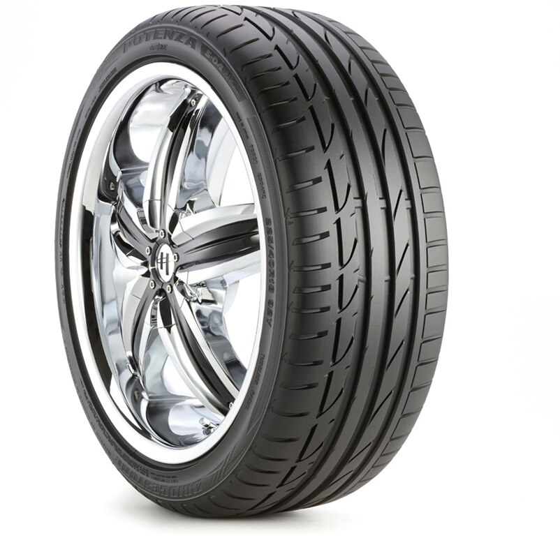 Bridgestone Potenza S-04 Pole Position