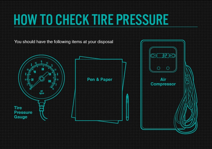 how to check tire pressure bridgestone tires. Black Bedroom Furniture Sets. Home Design Ideas