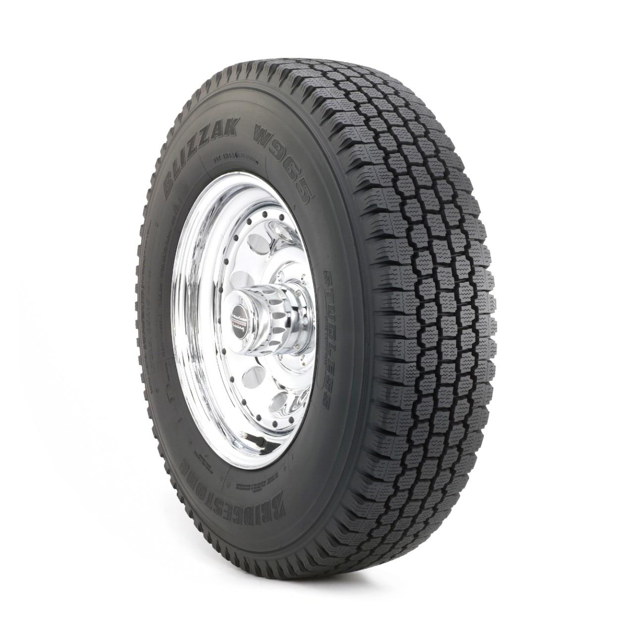 Blizzak W965 Snow Tires For Light Trucks Amp Vans