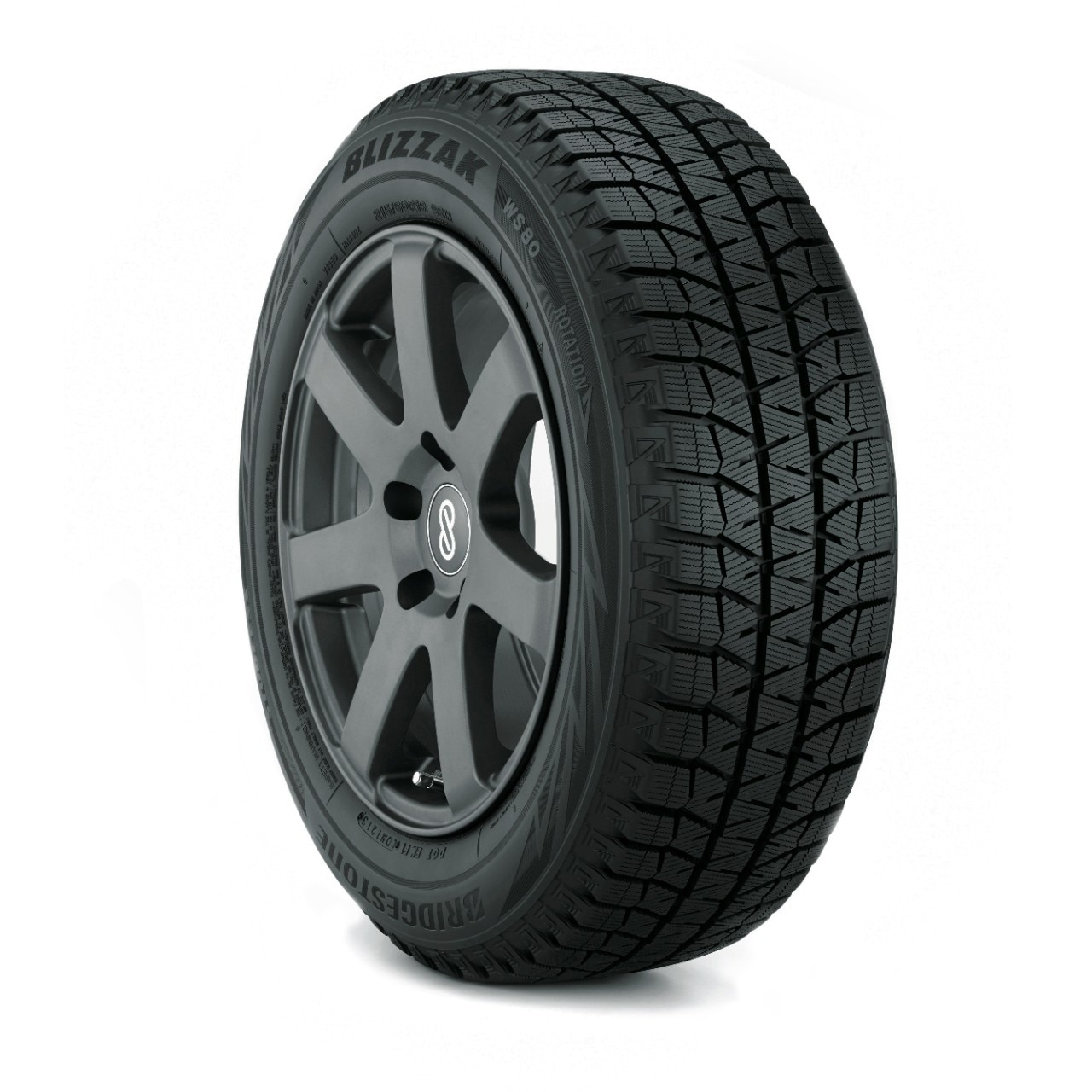 225 45R17 Tires >> Blizzak WS80 | Tires for Driving Confidently in Winter ...