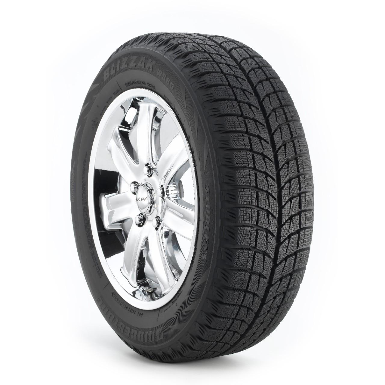 Bridgestone Blizzak Spike-01 215/55 R17 98T