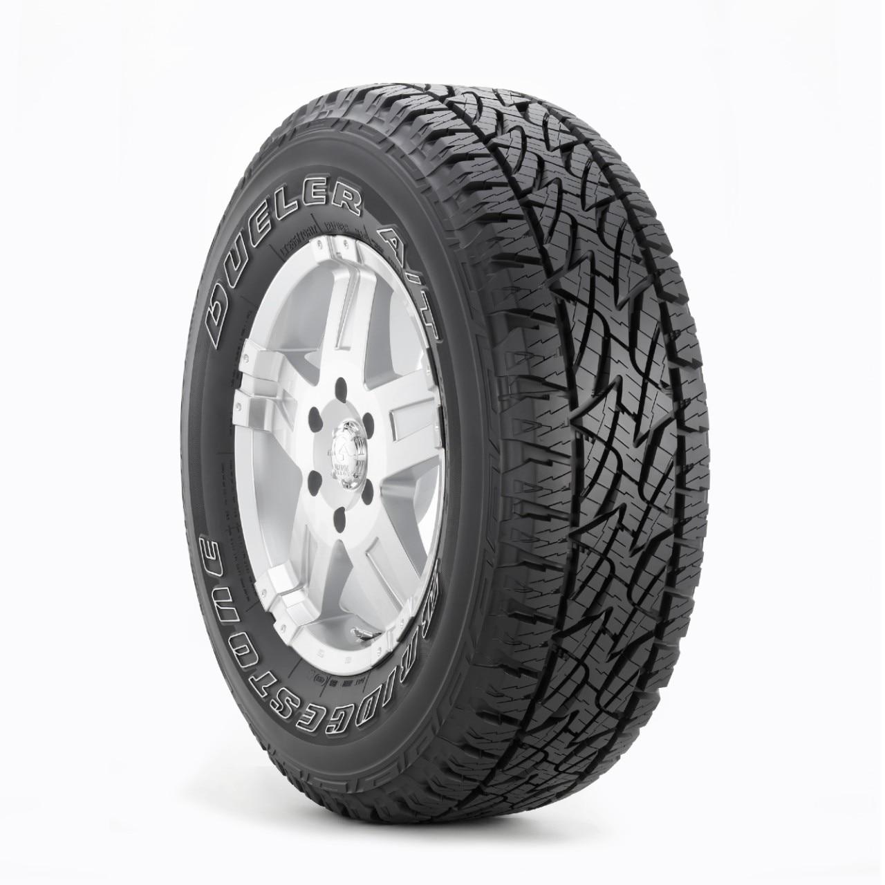 Dueler At Revo 2 Eco All Season Truck Tire Comfortable