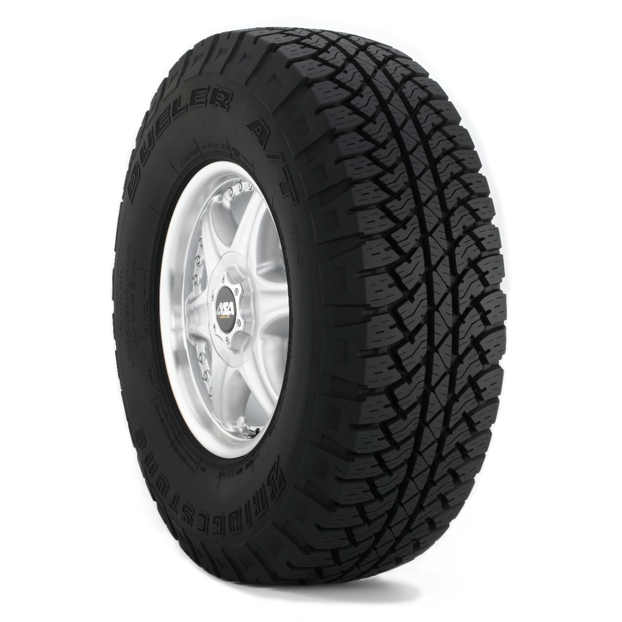 Tire Size Calculator >> Dueler AT RH S   Off-Road Truck Tire   Bridgestone