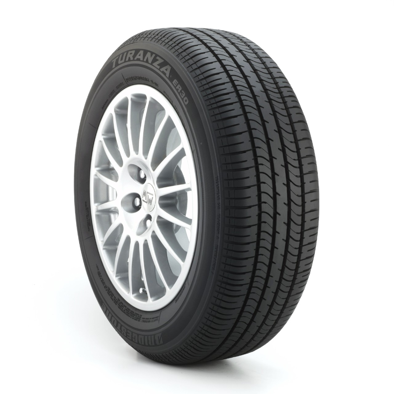 bridgestone turanza er30 sedan touring tire fuel efficient. Black Bedroom Furniture Sets. Home Design Ideas