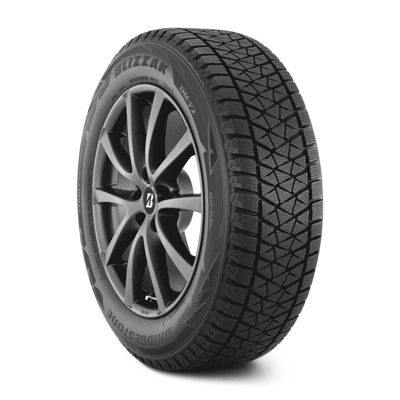 Bridgestone blizzak tire reviews - d2b7