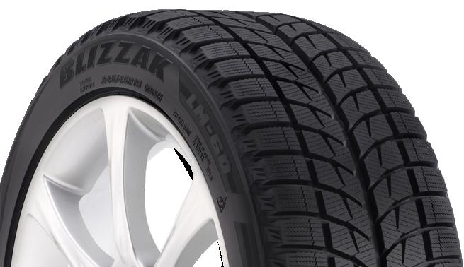 Blizzak LM-60 Winter Performance Tire | Bridgestone Tires